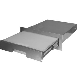 Pull-Out Stainless Steel Cutting Board