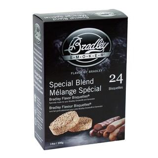 Bradley Smoker Bradley Flavor Special Blend Wood Bisquettes (Case of 24)