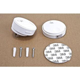 MaxWorks 80051 Beige Wireless Plug-In Door Chime