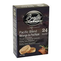 Bradley Flavor Pacific Blend Bisquettes (Case of 24)