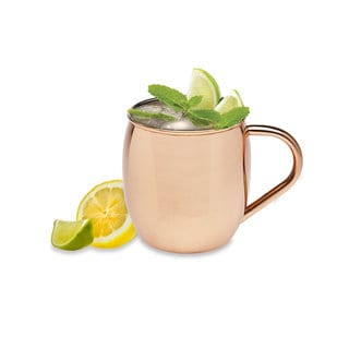 Godinger Moscow Mule Gold Copper 20-ounce Mug