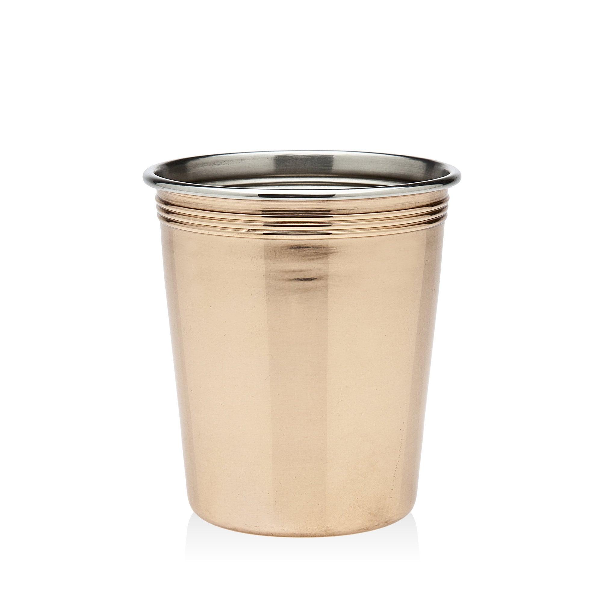 Godinger Plain Copper Mint Julep Tumbler (Mint Julep), Go...