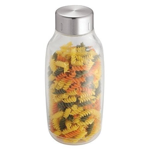 Interdesign Onza Plastic Large Bottle with Stainless Stee...
