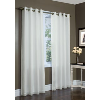Rhapsody Lined Window Curtain Panel