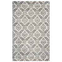 Rizzy Home Hand-tufted Volare Natural Wool Demask Rug (3' x 5')