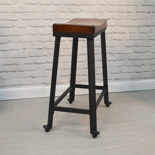 Grice Saddle Seat Stool - Free Shipping Today - Overstock.com - 20585549 & Grice Saddle Seat Stool - Free Shipping Today - Overstock.com ... islam-shia.org