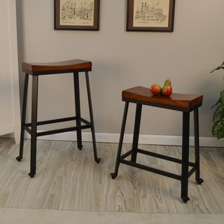 Grice Saddle Seat Stool