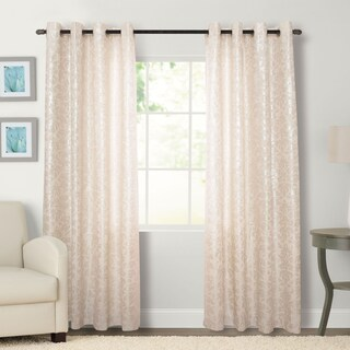 Kailey Grommeted Window Curtain Panel (More options available)