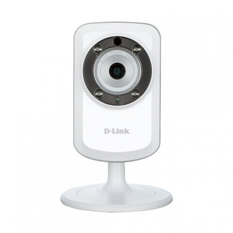 D-Link Meet the Day Night DCS-933LB1 Wi-Fi Authorized Refurbished Camera