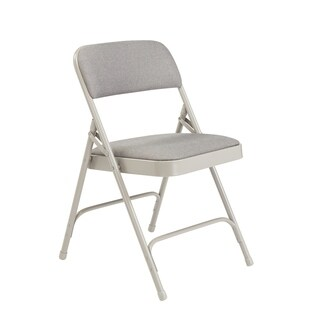 NPS Vinyl Upholstered Premium Folding Chairs