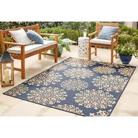 Mohawk Home Oasis Sanibel Indoor/Outdoor Area Rug (9' x 12') - 9' x 12'