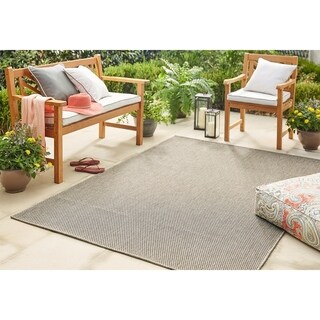 Mohawk Home Oasis Montauk Indoor/Outdoor Area Rug (10'6 x 14')