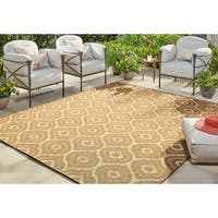 "Mohawk Home Oasis Morro Indoor/Outdoor Area Rug (10'6 x 14') - 10' 6""x14'"