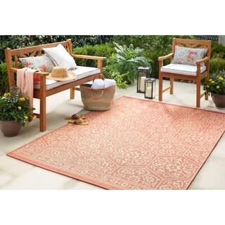 """Mohawk Home Oasis Nauset Indoor/Outdoor Area Rug (10'6 x 14') - 10' 6""""x14'"""