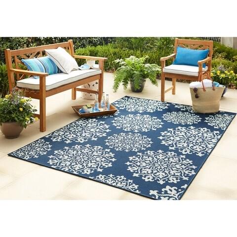 Mohawk Oasis Sanibel Indoor/Outdoor Area Rug (10'6 x 14')