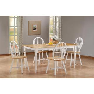 Boraam Farmhouse Collection 5-piece Kitchen and Dining Set