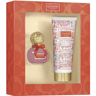 Coach Poppy Women's 2-piece Gift Set