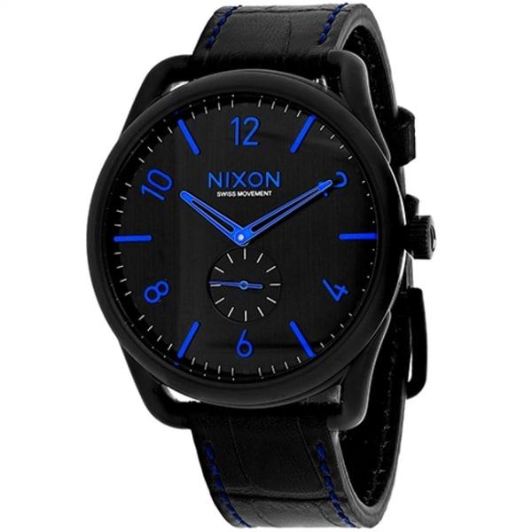 7d20b66b1ea Shop Nixon Men s C45 A465-2153 Watch - Free Shipping Today - Overstock -  13957936