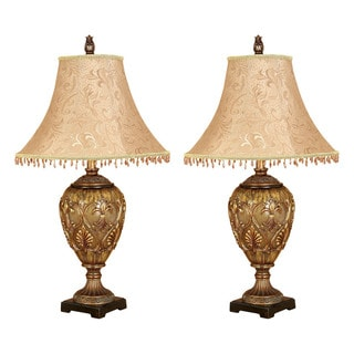 Dessa Table Lamp Pair