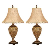 Studio 350 Set of 2, PS Table Lamp 31 inches high