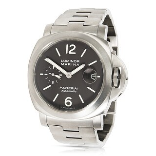 Pre-Owned Panerai Luminor Marina PAM00296 Men's Watch in Titanium