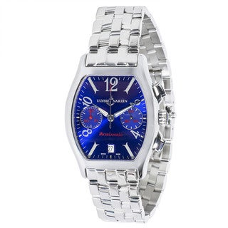 Pre-Owned Ulysse Nardin No. 563-42 Mens Watch in Stainless Steel