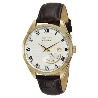 Seiko Dress Men's White Dial Watch