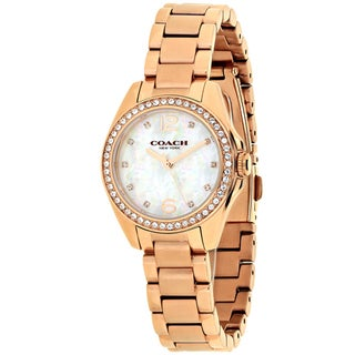 Coach Women's Tristen 14502104 Watch