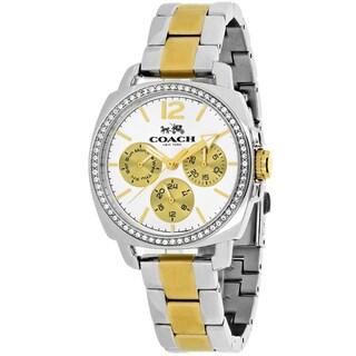 Coach Women's Boyfriend 14502129 Watch