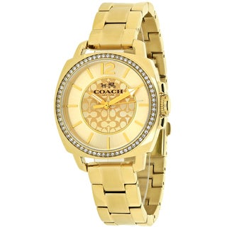 Coach Women's Boyfriend 14502148 Watch