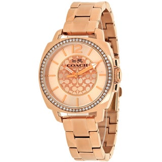 Coach Women's Boyfriend 14502149 Watch