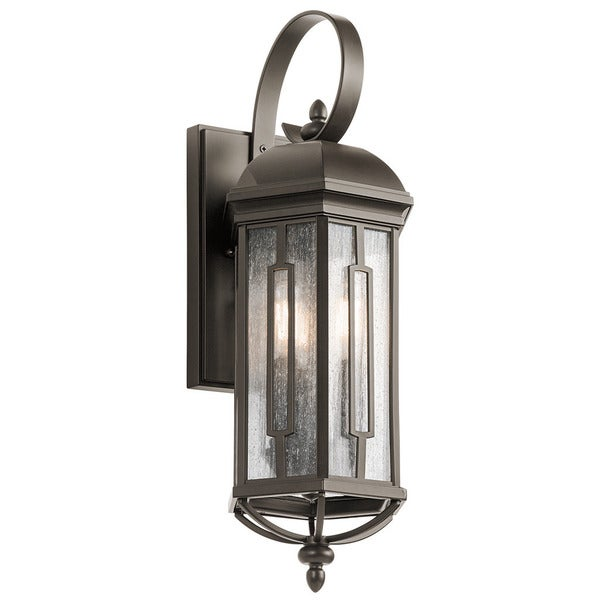 Kichler Lighting Galemore Collection 3 Light Olde Bronze Outdoor Wall Lantern