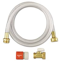 Diversey RTD Water Hook-Up Kit Switch On/Off 3/8-diameter x 5ft