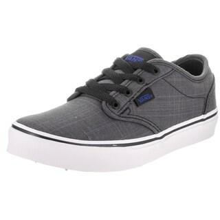Vans Kids Atwood (Mono Textile) Skate Shoe