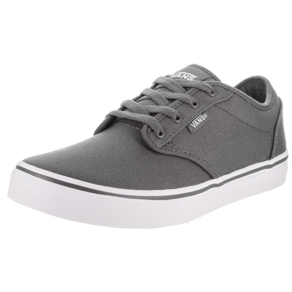 afc11eea9b Vans Kids Atwood (Canvas) Skate Shoe - Free Shipping Today ...
