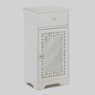 Walden Mirror Single-Door Cabinet