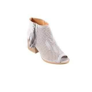 Hadari Women's Amanda Ankle Bootie