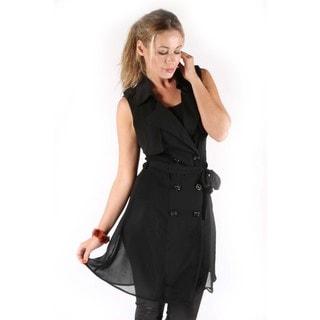 Hadari Women's Raven Sleeveless Tunic