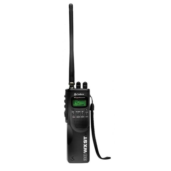 Cobra Black ABS Hand-held 40 Channel CB Radio