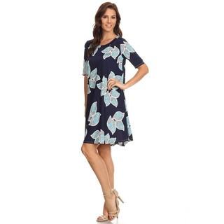 Women's Floral Short Dress