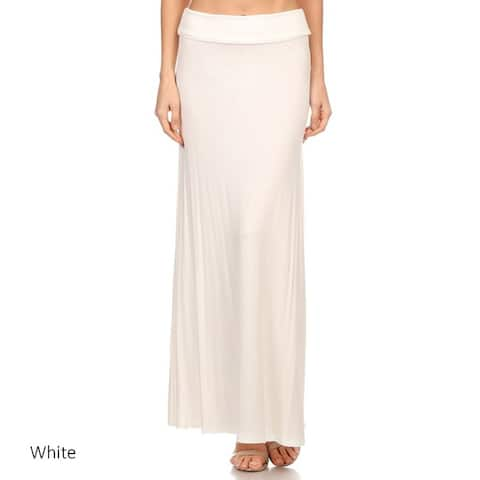 ca663cbc2762 Buy White Long Skirts Online at Overstock | Our Best Skirts Deals