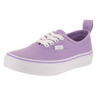 Vans Kids Authentic Elastic Skate Shoe