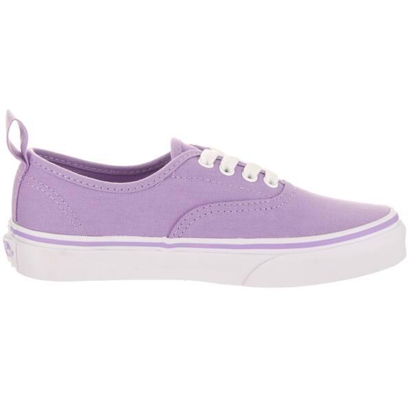 e80b347779d0 Vans Kids Authentic Elastic Skate Shoe Vans Kids Authentic Elastic Skate  Shoe ...
