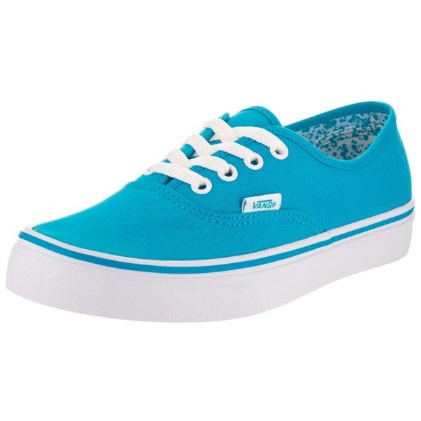 Shop Vans Unisex Authentic (Neon Splatter) Skate Shoe - Free ... 0c1daa878