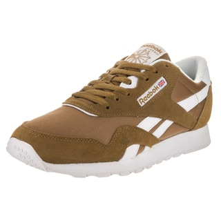 Reebok Men's CL Nylon Classic Casual Shoe