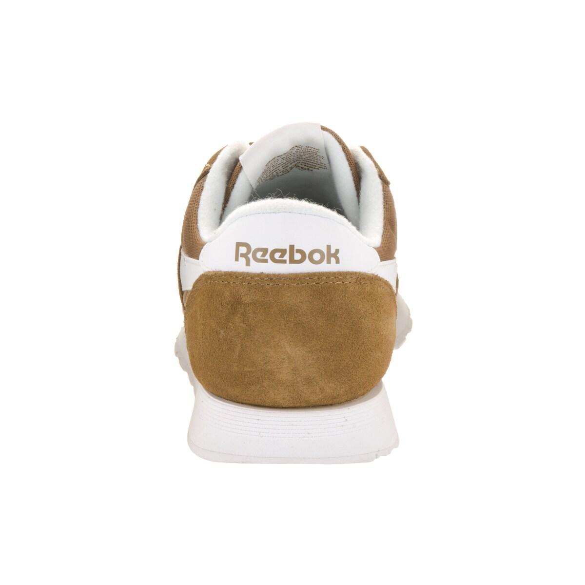 Shop Reebok Men s CL Nylon Classic Casual Shoe - Free Shipping Today -  Overstock.com - 13968761 31981a5eb