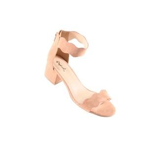 Hadari Women's Jaden Low Heel Sandal