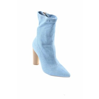 Hadari Women's Pointy Toe Bootie