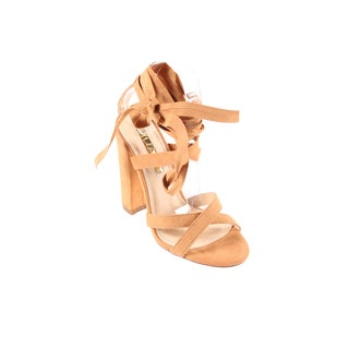 Hadari Women's Addison Wrap Up Heels
