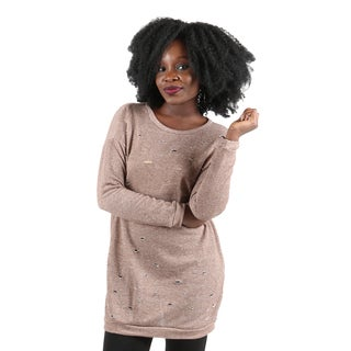 Hadari Women's Sarah Long Sleeve Tunic